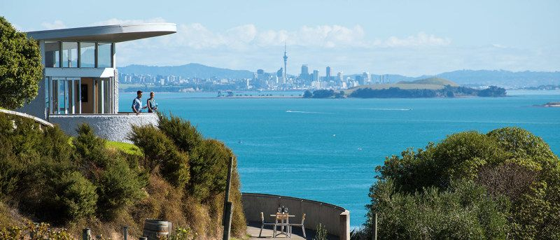 4 Day Deluxe Auckland cityscape